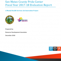 San Mateo Pride Center Report